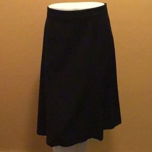 Christopher & Banks stretch material skirt